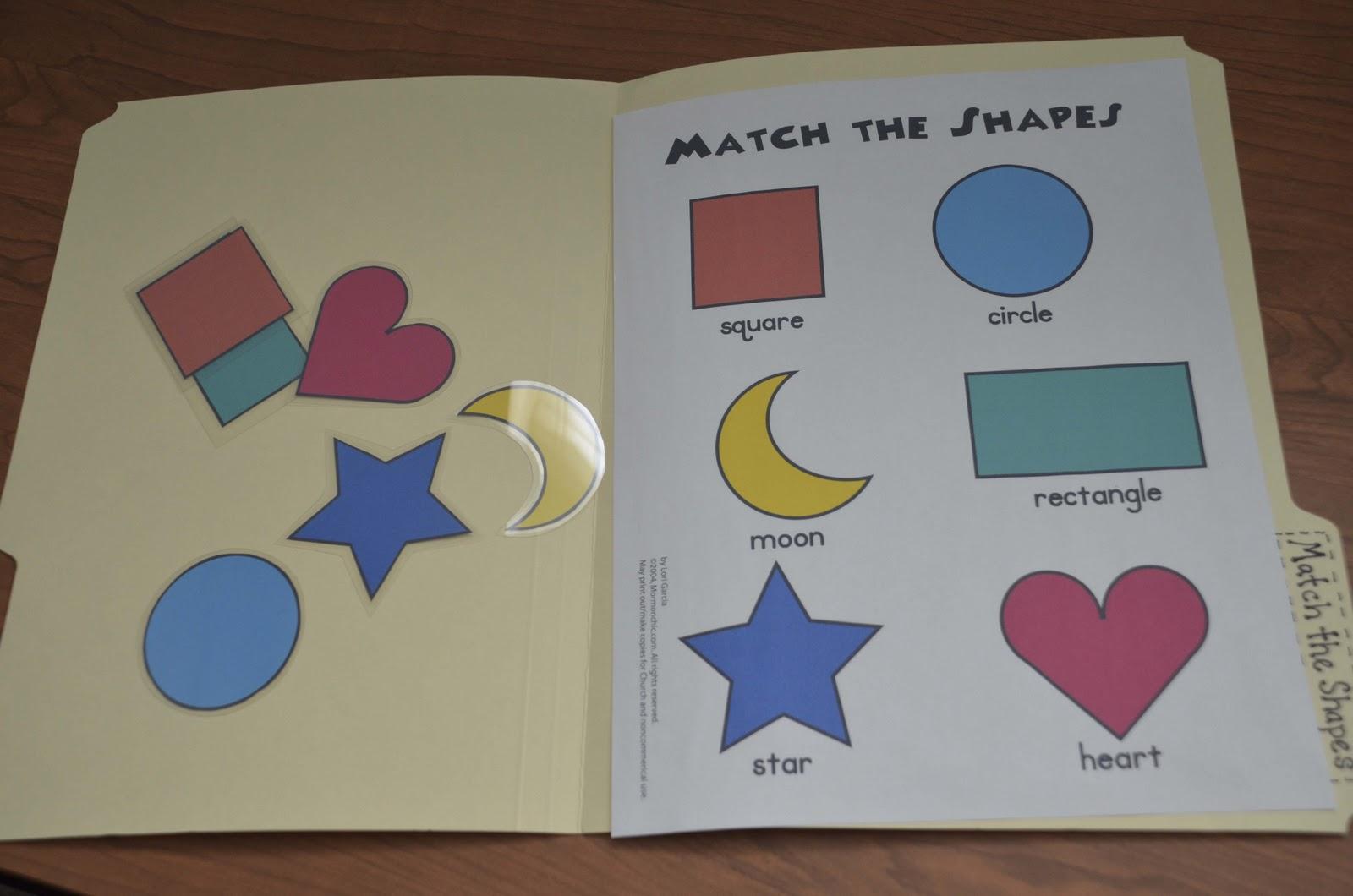 Ideas For Preschoolers