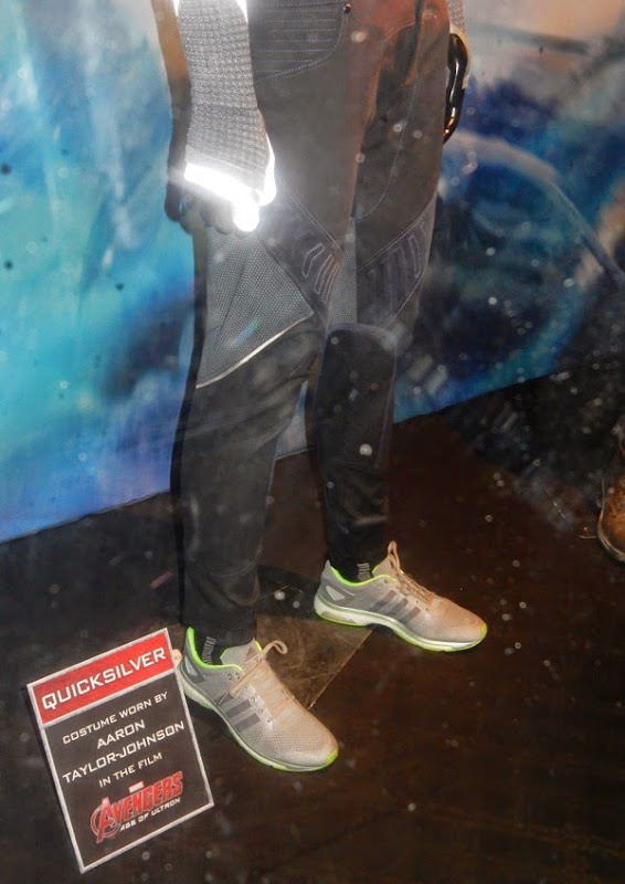 Avengers Age of Ultron Quicksilver pants detail
