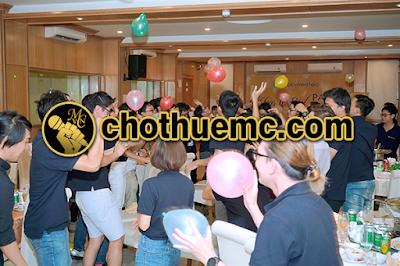 CHO THUÊ MC TIỆC TẤT NIÊN, MC YEAR END PARTY