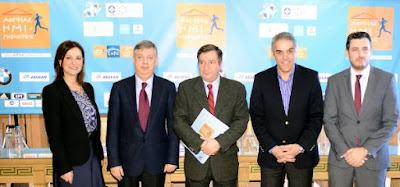 Το BMW Group Hellas κύριος χορηγός στον 5ο Ημιμαραθώνιο της Αθήνας στις 20 Μαρτίου