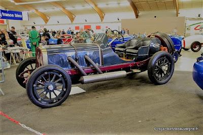 Véhicules anciens, Rétromobile Cournon 2017