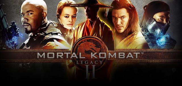 Mortal Kombat: Legacy Season II