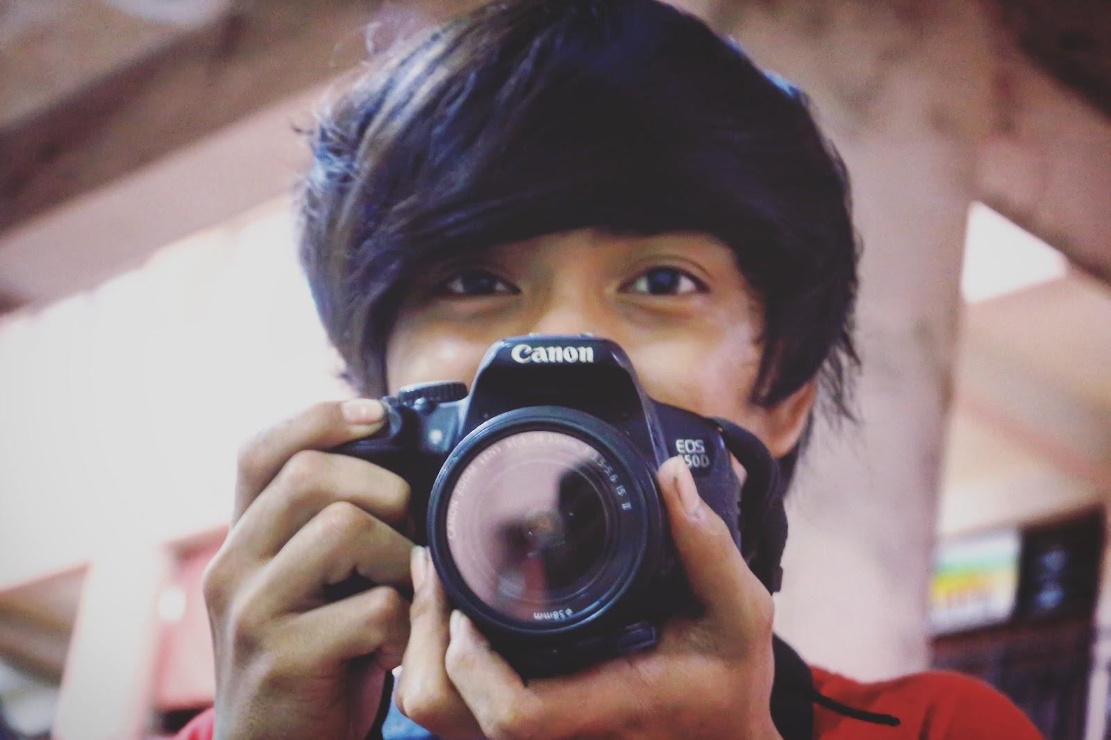 photographer biodata
