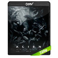 Alien: Covenant (2017) HC HDRip 720p Audio Ingles 2.0 Subtitulada