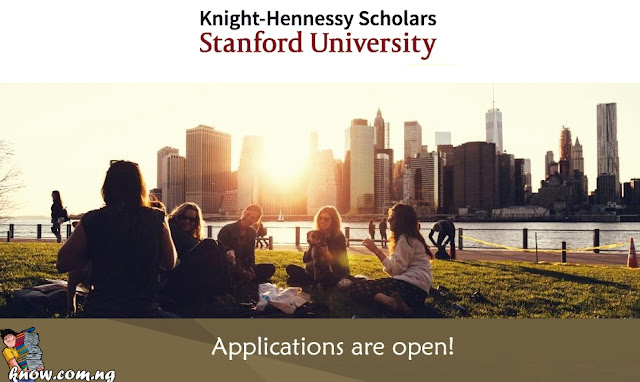 Knight-Hennessy Scholars Program 2018 at the Stanford University