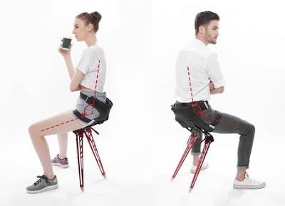 Conoce la silla biónica LEX-TuParadaDigital