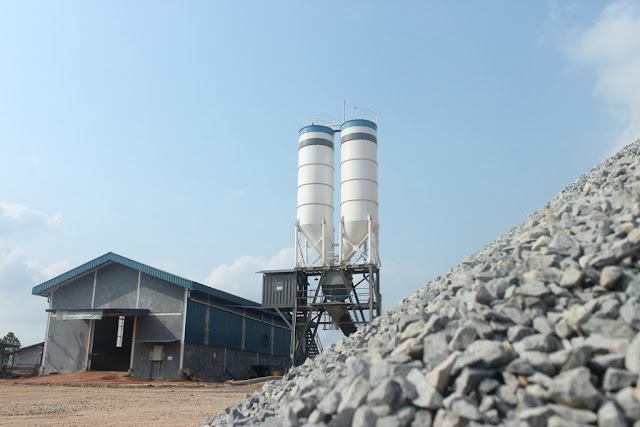 Pengertian Batching Plant