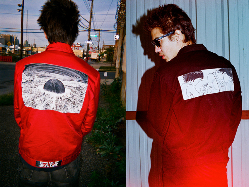"""f1cf4656 My entire adult geeklife is fueled by a handful of cult/pop-culture-icons,  one of which is """"AKIRA""""; the 1988 animated feature film directed by  Katsuhiro ..."""