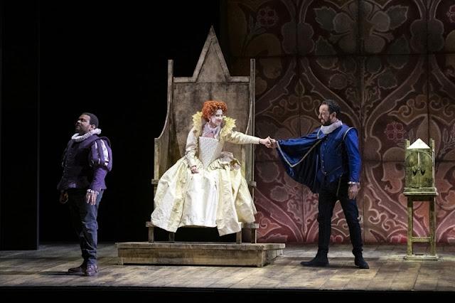 Rossini: Elisabetta Regina d'Inghilterra - John-Colyn Gyeantey, Mary Plazas, Luciano Botelho - ETO (© Richard Hubert Smith)