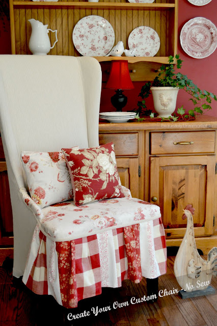 easy diy custom chair