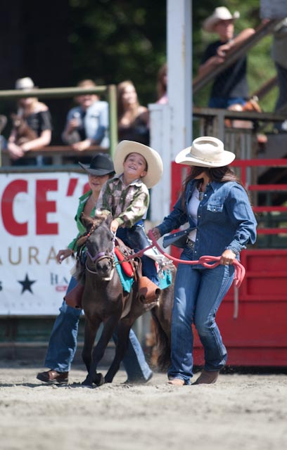 America's Heartland Blog: Photos from The Driscoll Ranch Rodeo
