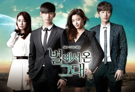 Seoul In Love Now ~♥: Korean Drama ♦ You Who Came from The ...