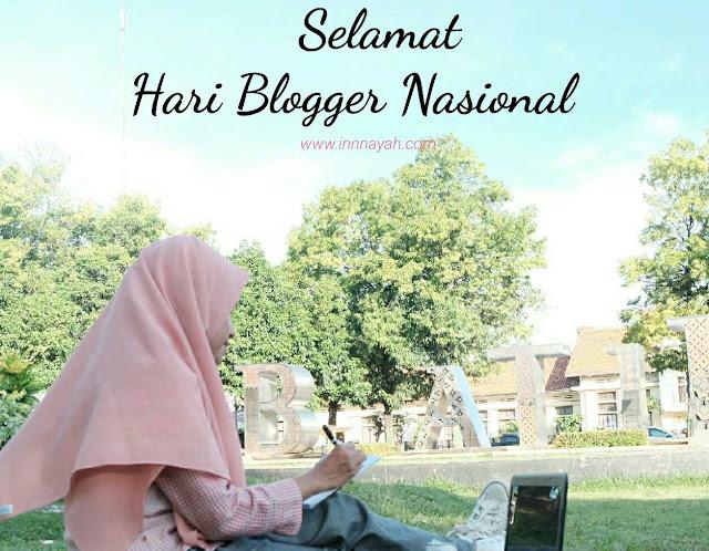 Innnayah, blogger favorit, hari blogger nasional