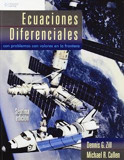 Ecuaciones diferenciales con problemas con valores en la frontera, séptima edición - Dennis G. Zill