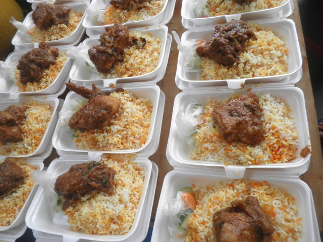 Box-Lunch Catering [ Nasi Bungkus ] | Rasa Mewah Catering