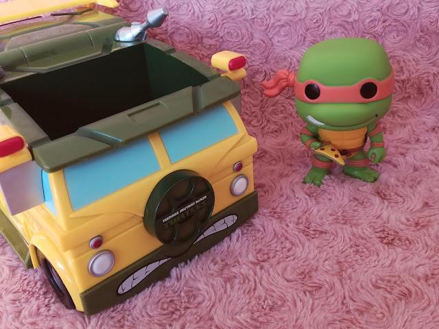 Funko Pop ninja turtle mikey