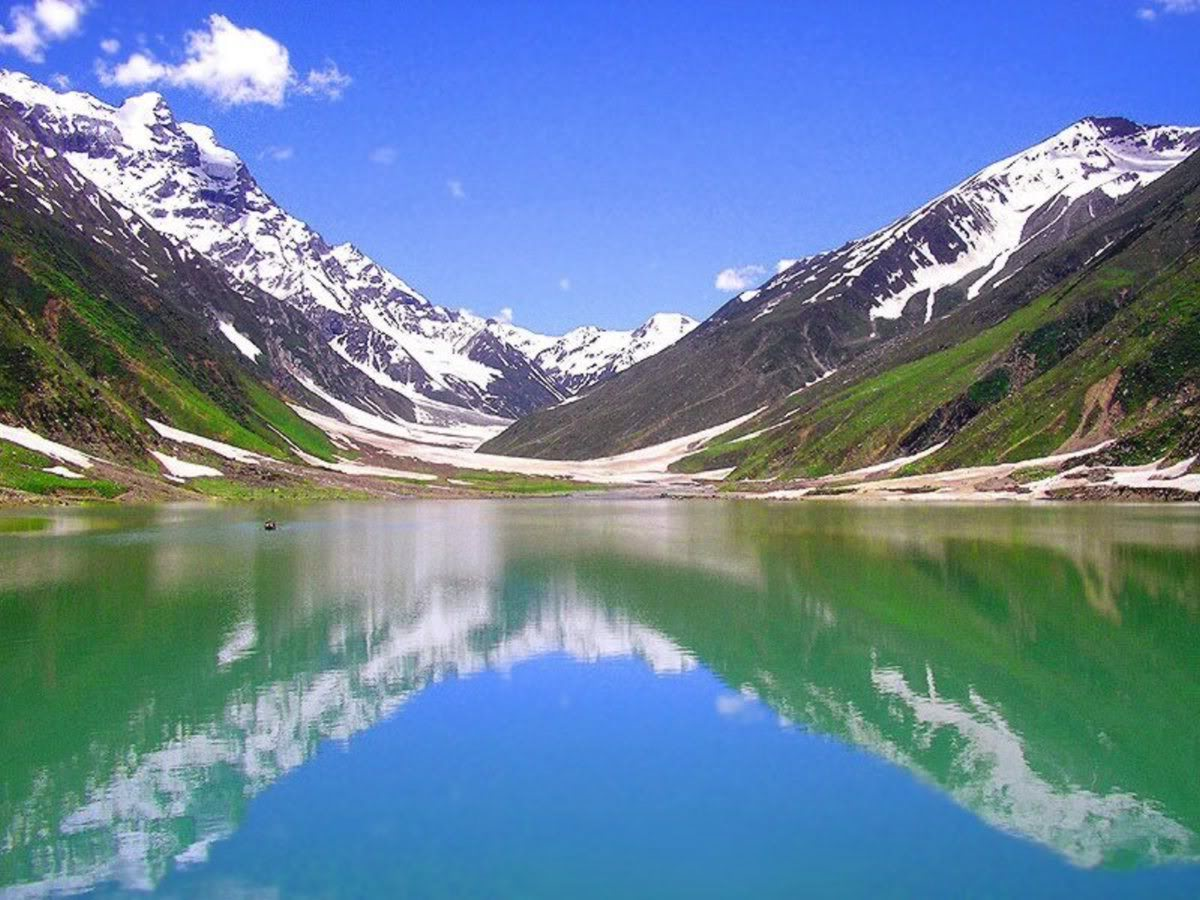 Beautiful Natural Sceneries Of Pakistan