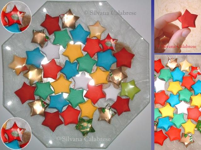 Origami Lucky Stars stelline della fortuna Silvana Calabrese - Blog