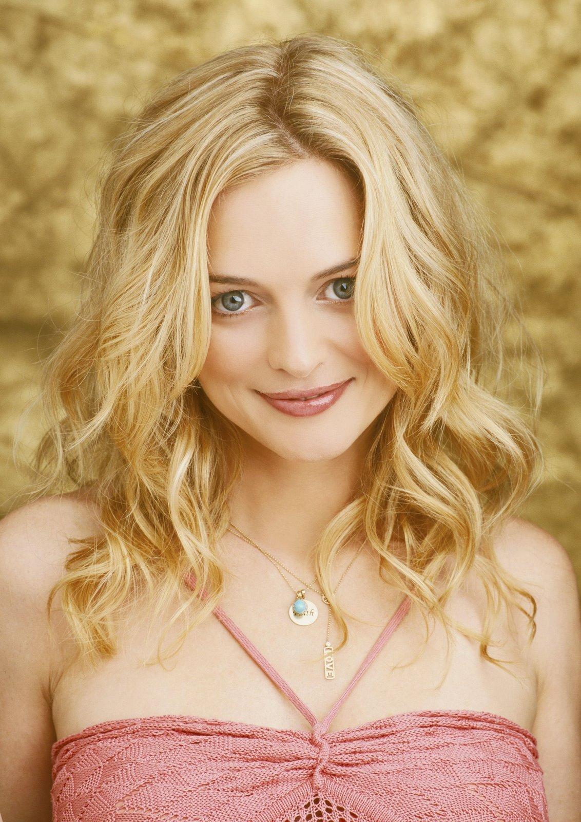 Celebrity Images: Heather Graham