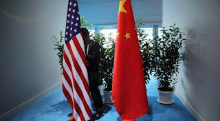 China's trade surplus with US narrows in January