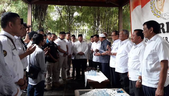 11 Perwira Tinggi Purnawirawan Polri akan Ikuti Aksi 21/22 Mei di KPU