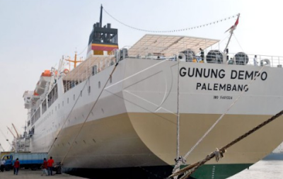 Jadwal Kapal Pelni Gunung Dempo Terbaru 2019 2020 2021 2022 2023 2024 2025