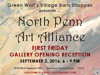 skippack art gallery show featuring the north penn arts alliance