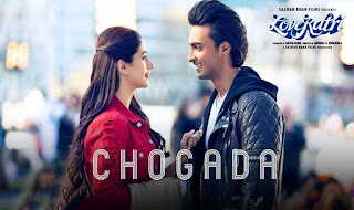 Chogada Lyrics | Loveratri | Darshan Raval