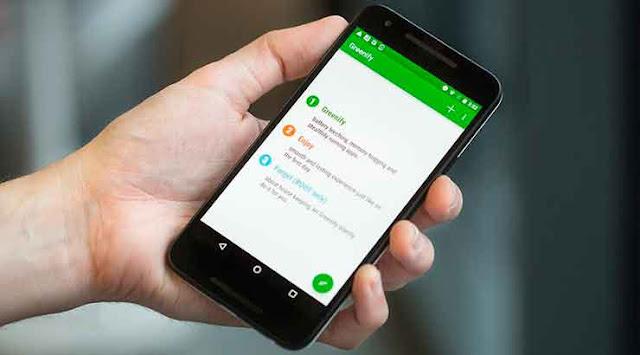 Cómo finalizar aplicaciones de tu teléfono y evitar que arranquen de nuevo con Greenify