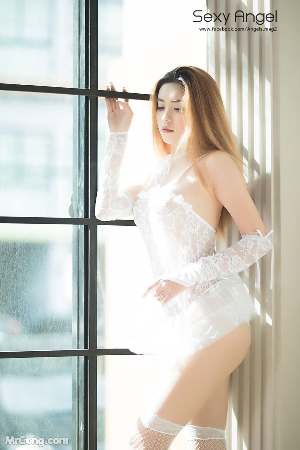 Image Nguoi-mau-Thai-Lan-Chanfong-Pangmeaung-MrCong.com-009 in post Ngắm sắc mơ màng quyến rũ của người đẹp Chanfong Pangmeaung (28 ảnh)