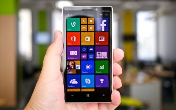 Wallpaper: Nokia Lumia 930
