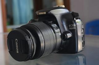 Kelebihan Membeli Canon 1100d Bekas Secara Offline