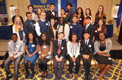 Graduiertenstipendienprogramm der Rotary Foundation