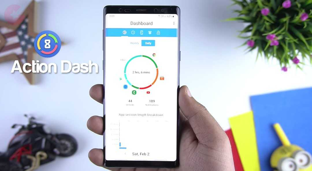 Action Dash - best free new android apps