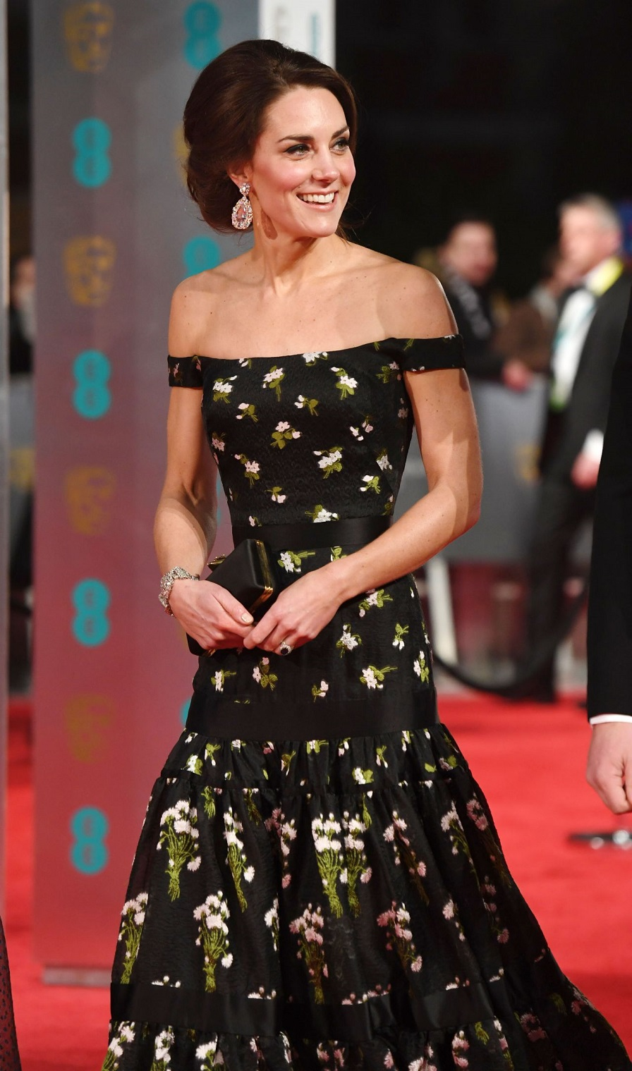 Kate Middleton – 2017 British Academy Film Awards in London