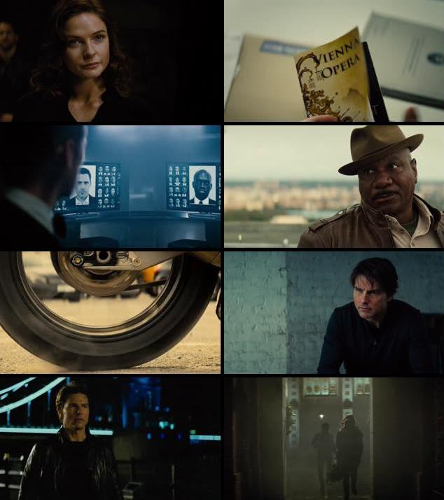 Mission Impossible Rogue Nation 2015 WEBRip 720p x264