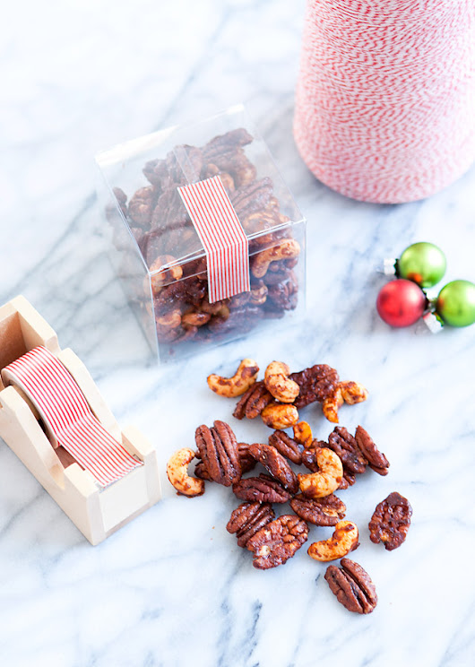 Recipe: Sweet and Spicy Nut Mix ...