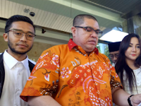 Eggi Sudjana Resmi Laporkan Ketua Seknas Jokowi & Mantan Staf Khusus Ahok