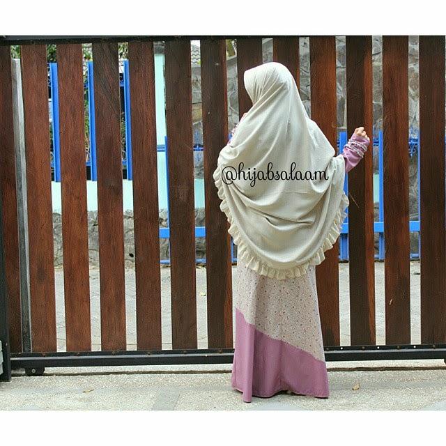 hijab syari hijab salaam gamis syari