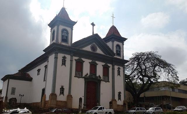 Igreja Matriz de Santo Antônio, Santa Bárbara, MG