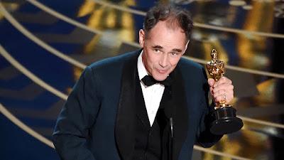 """Марк Райлэнс на """"Оскаре"""" 2016"""
