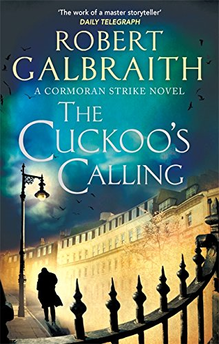 the-cuckoos-calling, robert-galbraith, book
