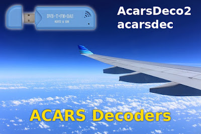 Lightweight ACARS decoders for RTL-SDR