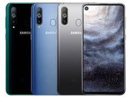 تعلن شركة سامسونج رسميا عن هاتفها الجديد Galaxy A8s بكاميرة مدمجة فى الشاشة