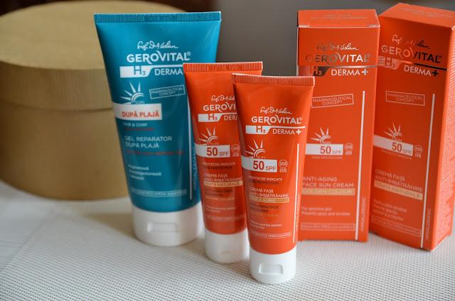 gerovital derma spf50