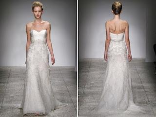 Alum and Kenneth Pool Wedding Dress