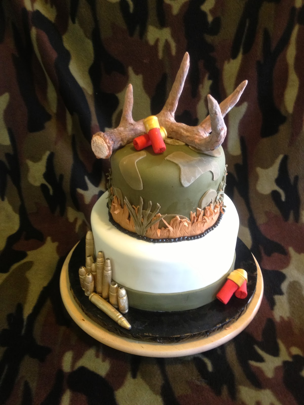 Cakes By Linsay Grooms Cake Hunter