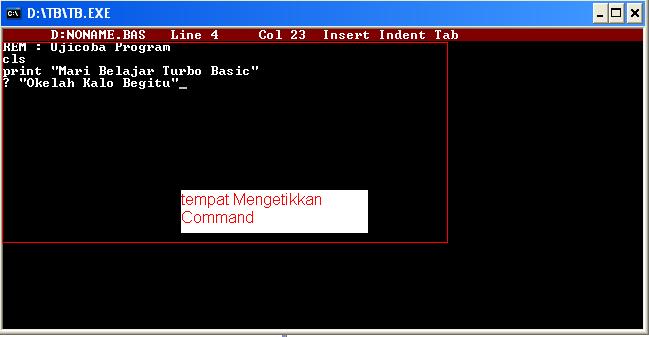 Algoritma Dan Pemprograman Turbo Basic