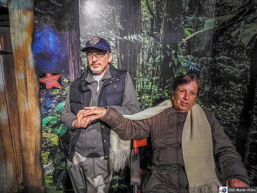 Steven Spielberg - Madame Tussauds: Como visitar o museu de cera de Londres