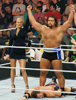 New United States Champion Rusev defeats Sheamus